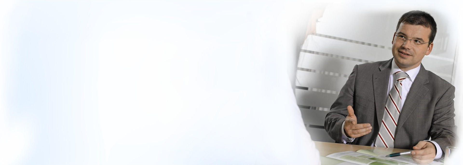 Gewerbeversicherung: individuelle Beratung