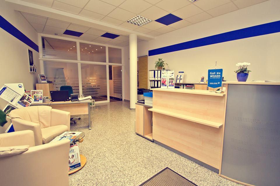 Gewerbeversicherung in Halle